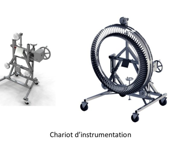 GDTech - chariot d'instrumentation 2
