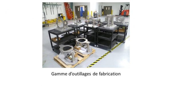 GDTech - gamme d'outillages de fabrication