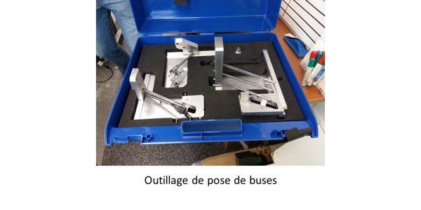 GDTech - outillage de pose de buses
